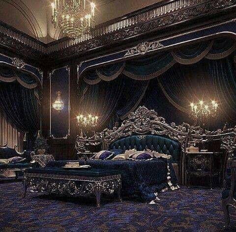 Wish Wednesday ~ my dream hauntedhouse