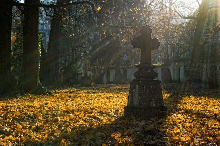 Graveyard Walk
