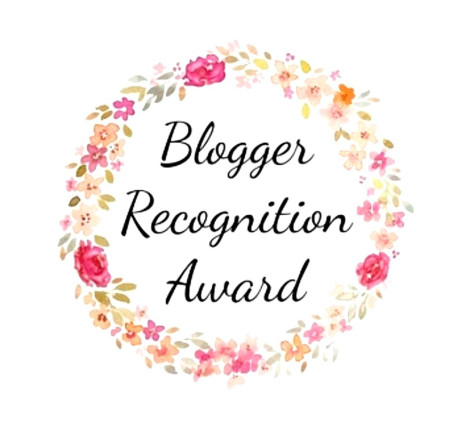 Blogger Recognition award ~ second nomination!