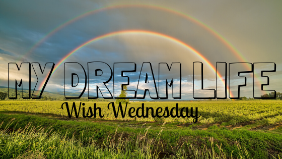 Wish Wednesday ~ my dream life (in pictures)