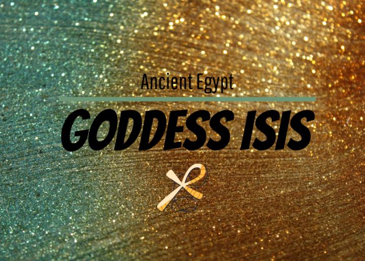 Mythology ~ GoddessIsis