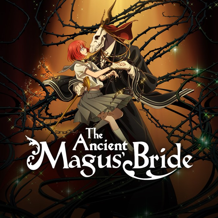 Review ~ The Ancient Magus' Bride
