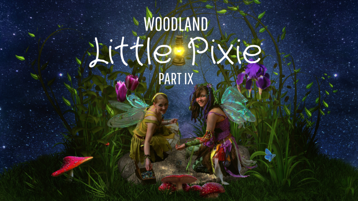 Little Pixie ~ Woodland (Part IX)