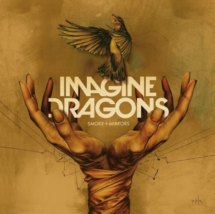 """Album Review: """"Smoke + Mirrors"""" by ImagineDragons"""