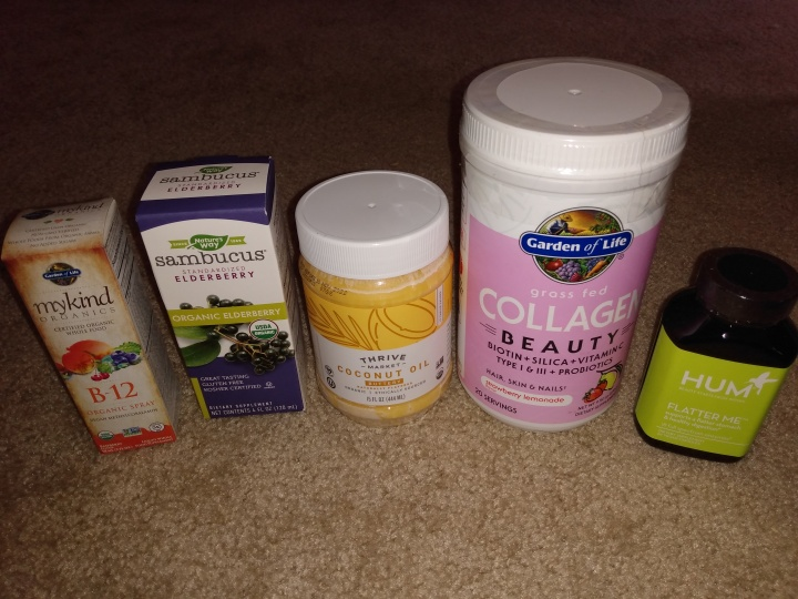 Supplements haul!