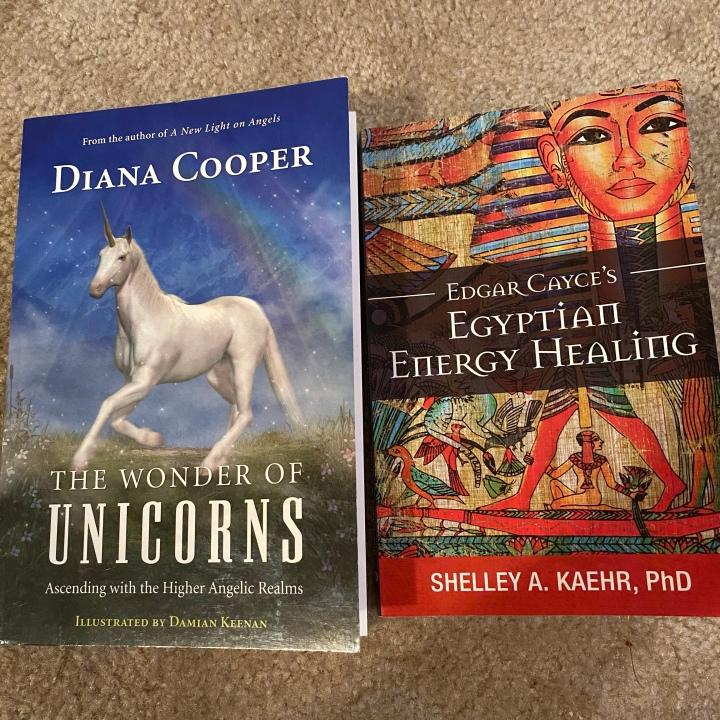 Weekly reading list: Unicorns & Egyptian EnergyHealing