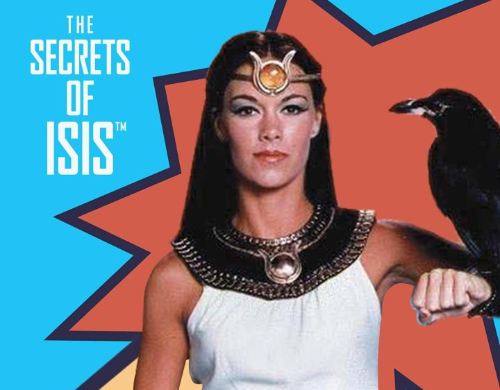 """TV Series Review: """"The Secrets of Isis""""(1975)"""
